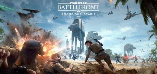 Star Wars Battlefront : Rogue One Scarif