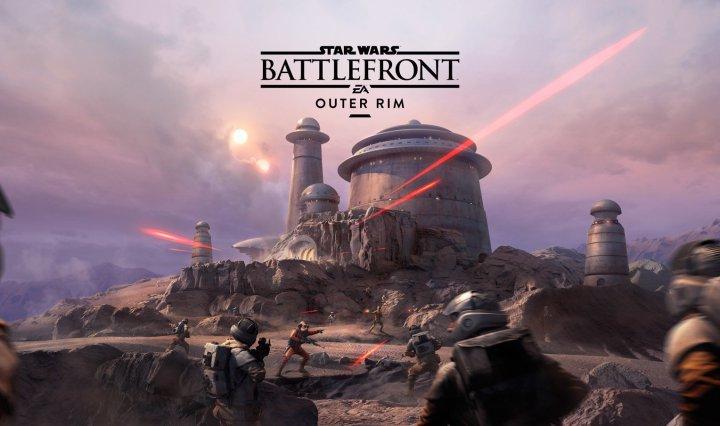 Star Wars Battlefront DLC Bordure Extérieure