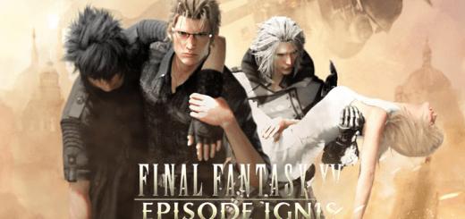 Final Fantasy XV episode Ignis