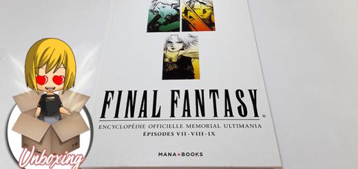 Final Fantasy Encyclopédie officiel Memorial Ultimania Vol.1