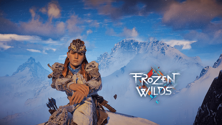 Horizon Zero Dawn The Frozen Wilds : Obtenir le 100% de progression du DLC