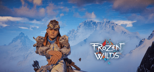 Horizon Zero Dawn The Frozen Wilds 100%