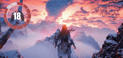 Horizon Zero Dawn The Frozen Wilds test