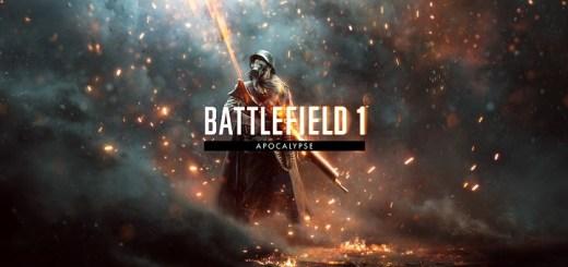 Battlefield 1 Apocalyspe