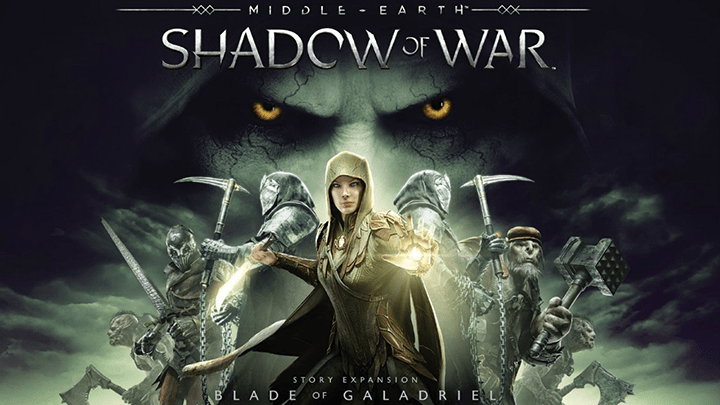 Shadow of War L'ombre de la Guerre La lame de Galadriel