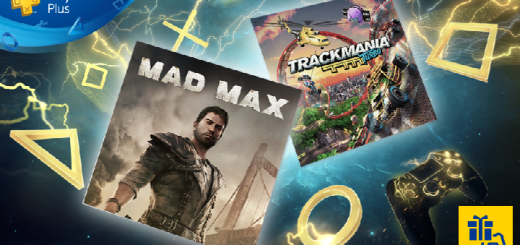 Playstation Plus avril 2018