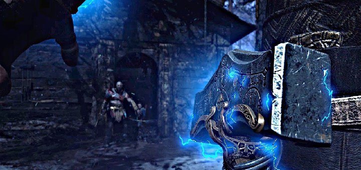 God of War fin secrète