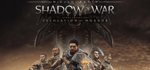 Shadow of war la désolation du mordor