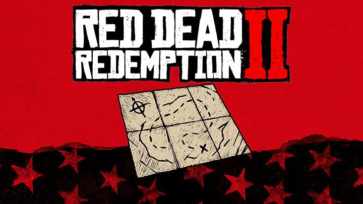 Carte Au Tresor Annesburg.Red Dead Redemption 2 Solutions De La Chasse Au Tresor