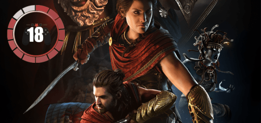 Assassin's Creed Odyssey test