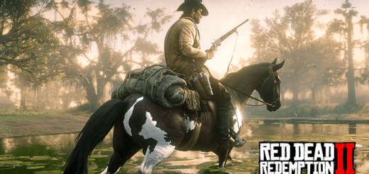 Red Dead Redemption 2 objets exotiques
