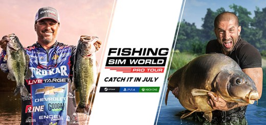 Fishing Sim World Pro Tour