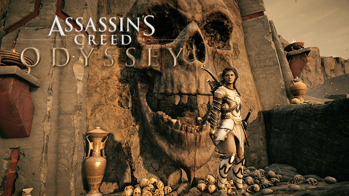 Assassin's Creed Odyssey ostracon atlantide