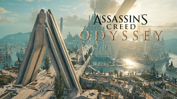 Assassin's Creed Odyssey épisode 3 Atlantide