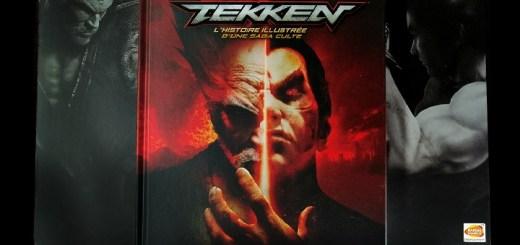 Tout l'art de Tekken