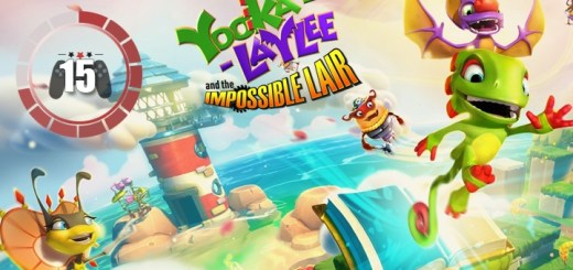Yooka-Laylee The Impossible lair