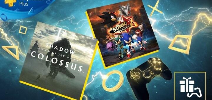 Playstation Plus mars 2020