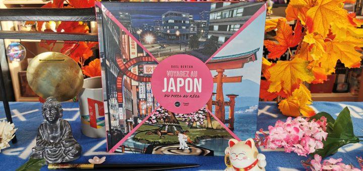 Voyagez au japon du pixel au réel