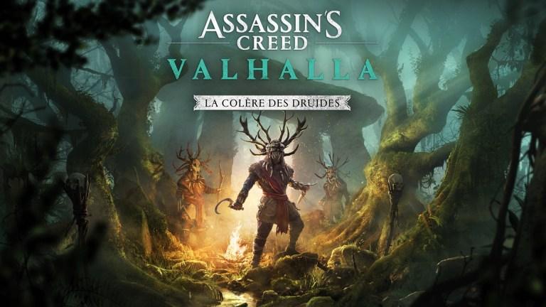 Assassin's Creed Valhalla La colère des druides