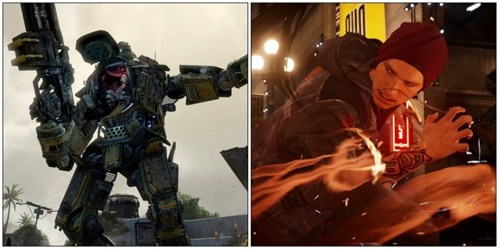 Where is the PS4's Titanfall?