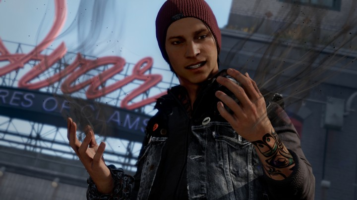 Infamous: Second Son Devs Implore Gamers to Stop Leaking Footage