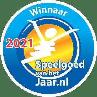 Winnaar speelgoed van jaar 2021 logo
