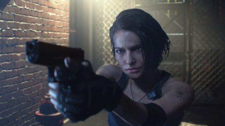 Novo trailer de Resident Evil 3 Remake é focado em Jill Valentine
