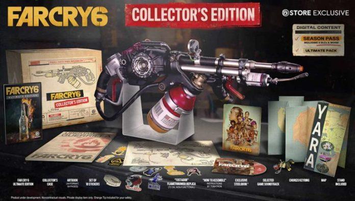Far Cry 6 já possui edição de colecionador para PS4 e PS5 com bônus de pré-venda