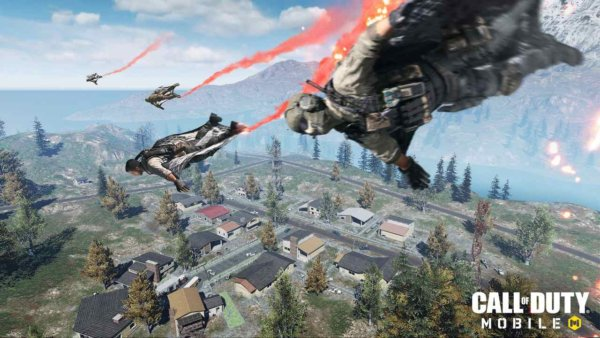 Gamer-protGamer Protocol Call Of Duty Mobile Sky Diving-video-games-mobile-game-call-of-duty-cod-mobile-sky-diving
