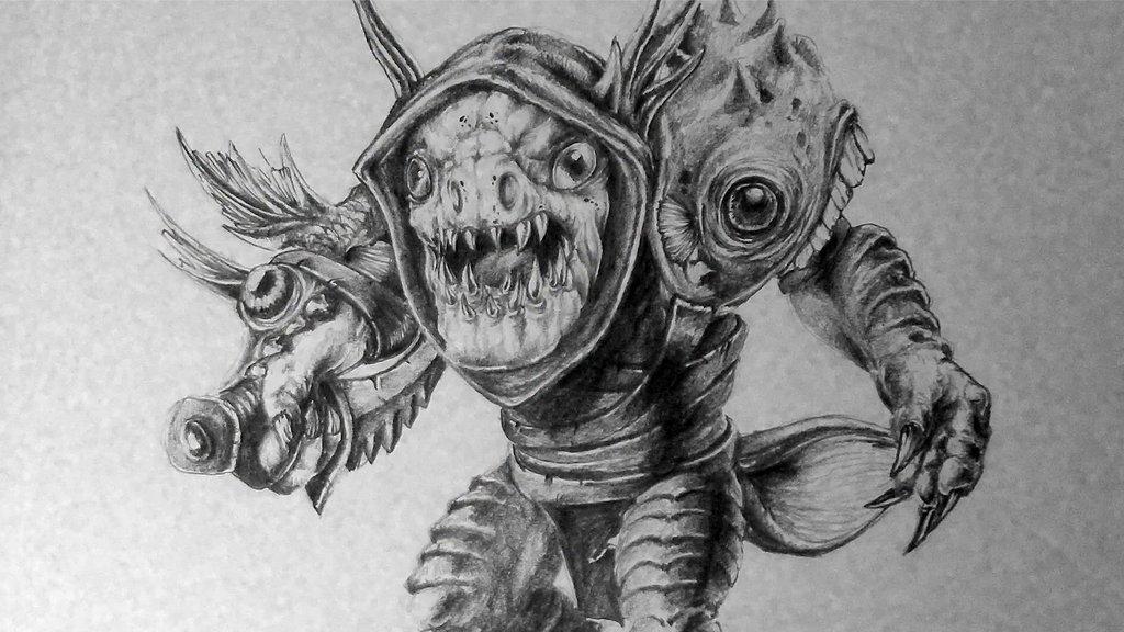 DOTA 2 Fan Art By Zooc Gt GamersBook