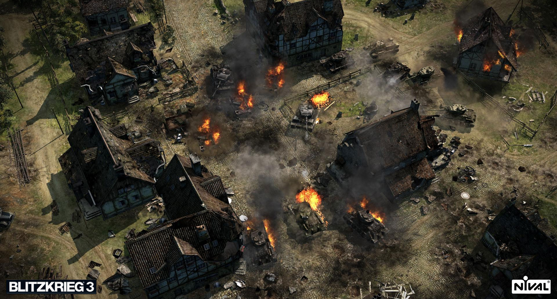 21 Best World War Games For Pc In