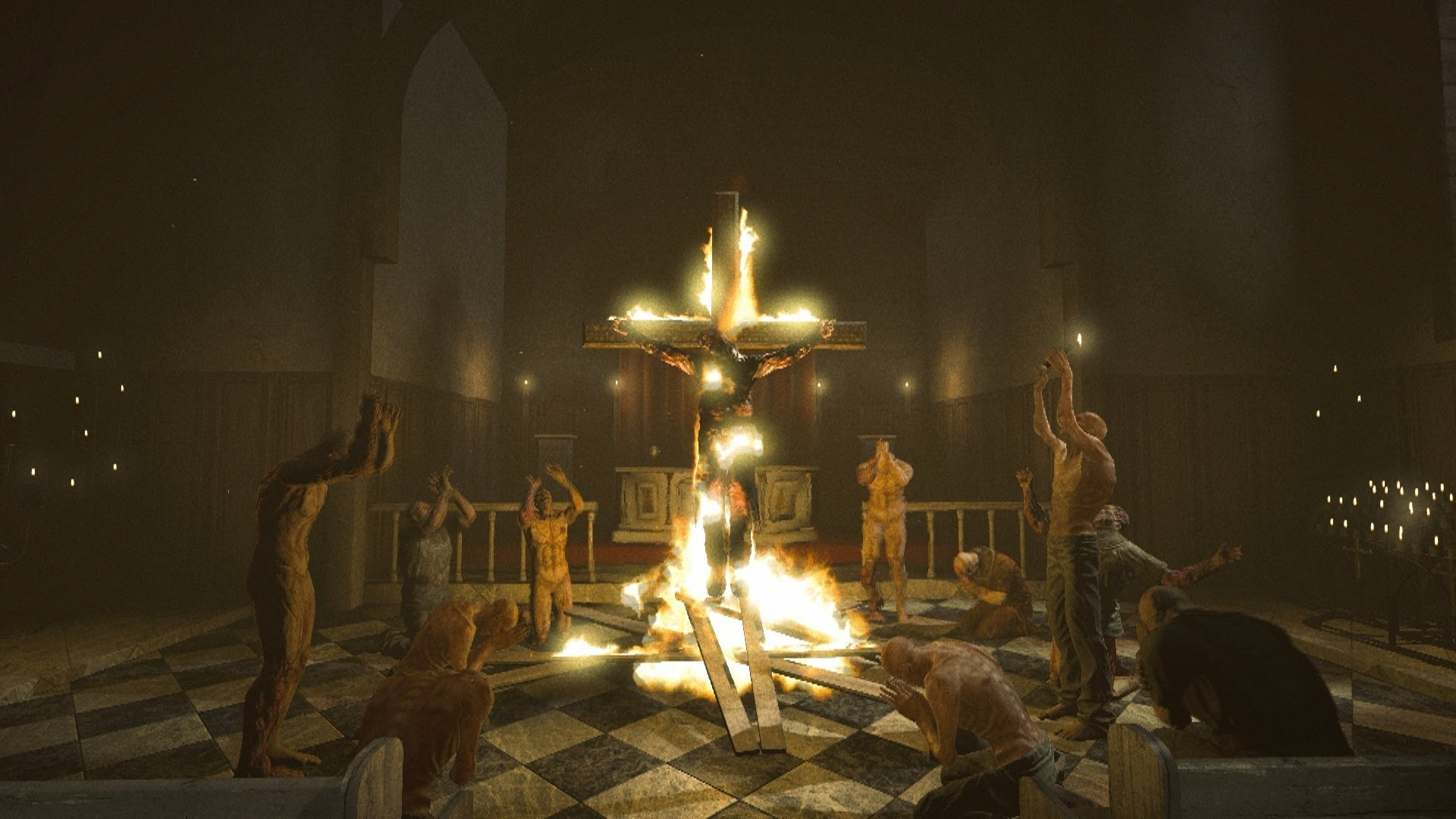 Outlast 35 Pictures To Take You Through This Horror Game