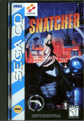 SNATCHER_20Cover