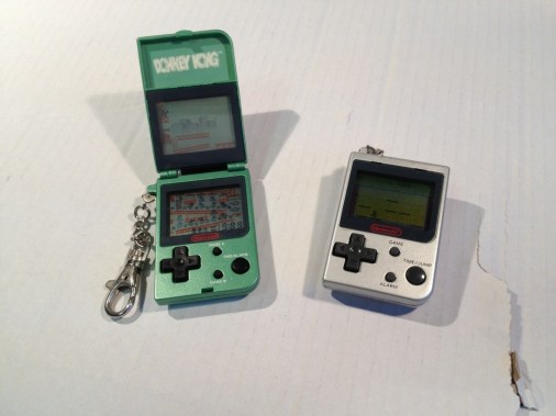 2 Mini Game & Watch