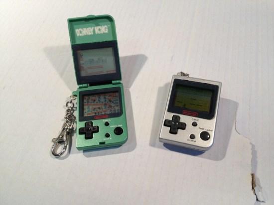 2 Mini Game & Watch