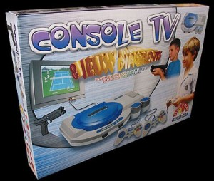 Console-TV BOS 2800 - image : Obsolete Tears