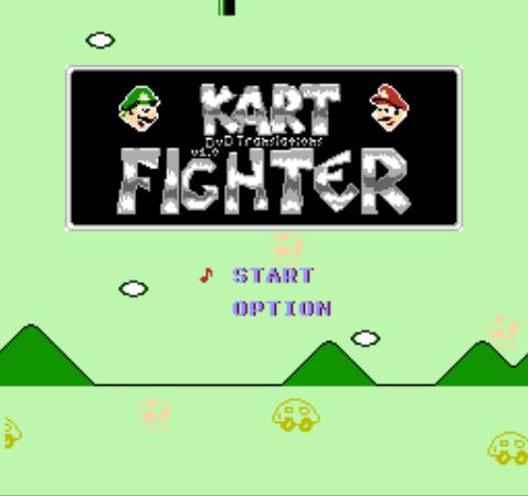 Kart Fighter 1