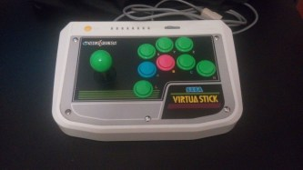 Virtua Stick pour Saturn
