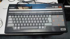 Canon V20 (MSX 64k)