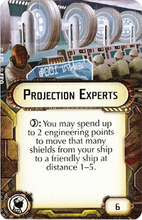 [Armada] Projektionsexperten und Schildmaximum Projection-experts