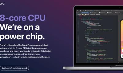 Apple MacBook Pro M1 Chip Performance Review