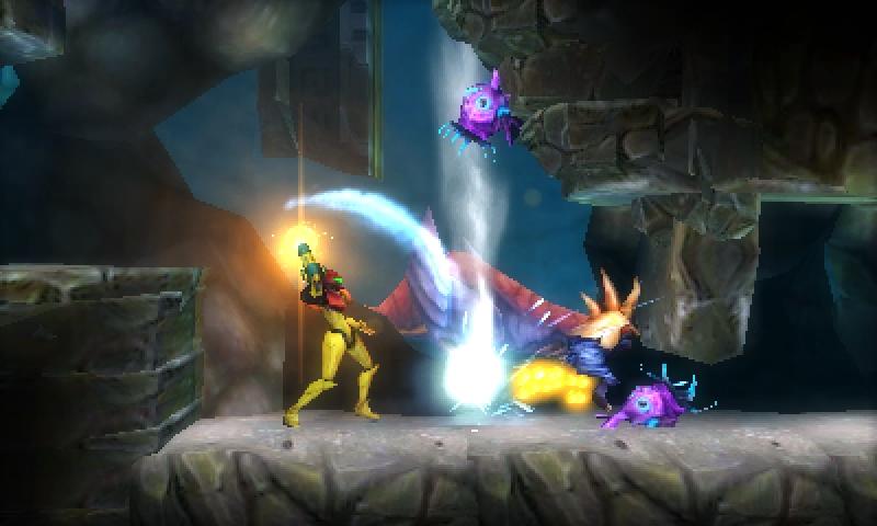 Metroid Neues 2D Spiel Soll Sich Bereits In Entwicklung
