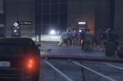 GTA V Watchdogs mod