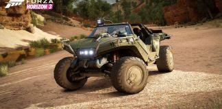 Halo 5 Warthog
