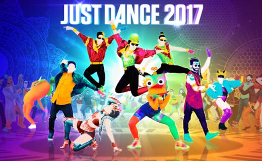 Just Dance 2017 Switch Nintendo NX