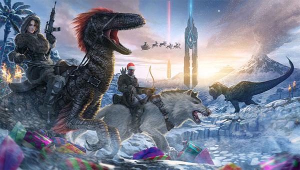 Ark Winter Wonderland