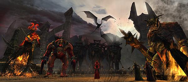 Throne of the Dread Terror Lotro Raid
