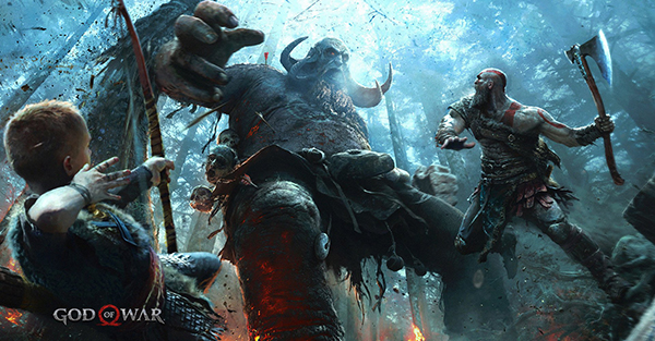 God of War on PS4