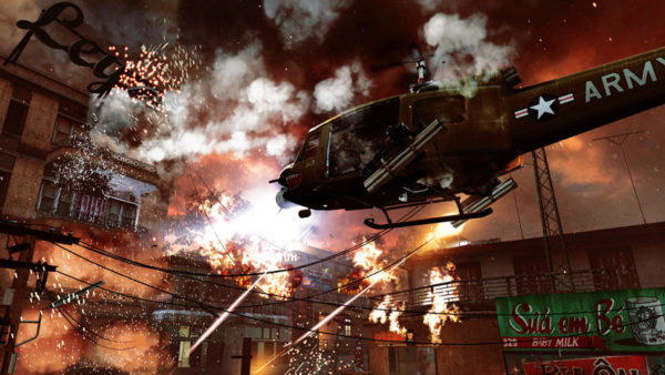 Call of Duty Helicopter