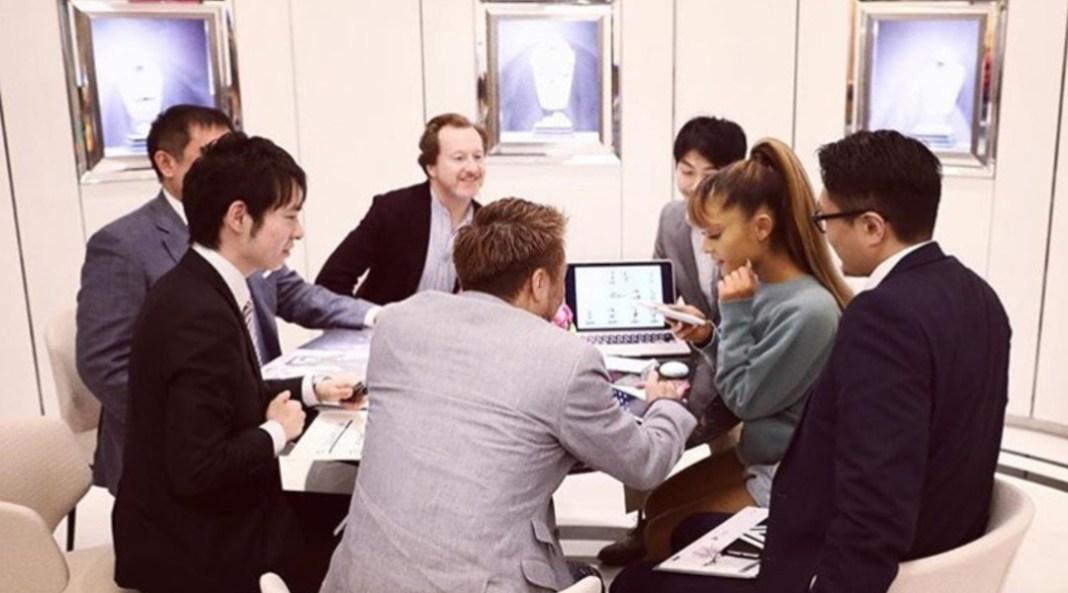 Final Fantasy Ariana Grande